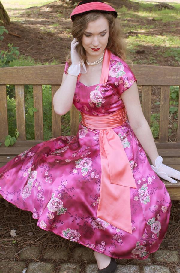 LN1516 Ginseng Dress | Sew Chic Patterns
